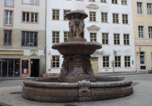Lipsia Brunnen