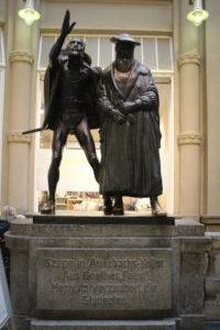Mephisto e Faust