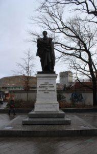 Monumento a Albrecht Daniel Thaer