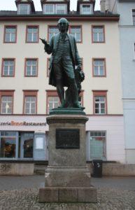 Monumento a Cristoph Martin Wieland