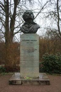 Monumento ad Alexander Puschkin