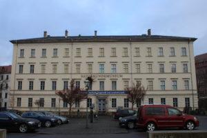 Museo di Storia Naturale - facciata
