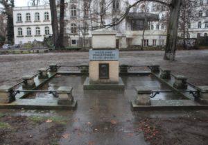 Poniatowski Memorial