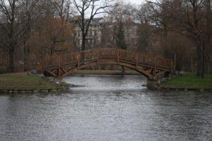 Scorcio del Johannapark
