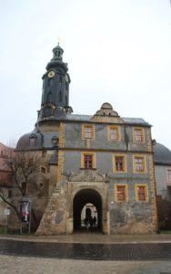 Una piccola parte dello Stadtschloss