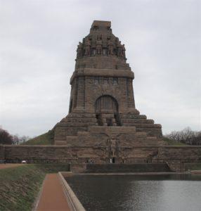 Volkerschlachtdenkmal - Vista