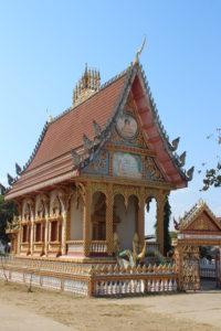 Jomekeo Temple - 1