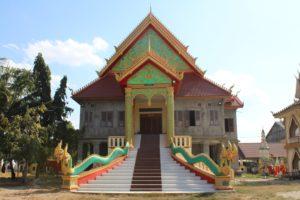Jomekeo Temple - 2
