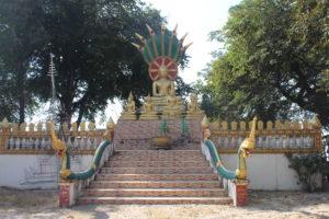 Jomekeo Temple - 3