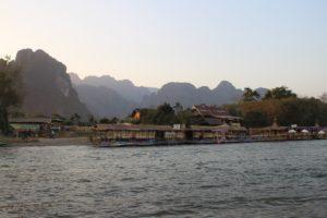 Le Montagne di Vang Vieng al tramonto - 2
