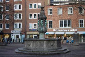 Marcus-Brunnen