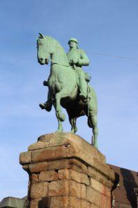 Monumento Equestre a Bismarck