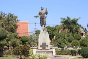 Monumento a Sisavang Vong