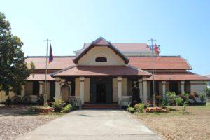 Museo di Savannakhet
