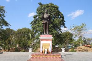 Nouhak Phoumsavanh Monument