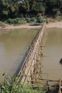 Primo Ponte di Bamboo