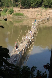Secondo Ponte di Bamboo
