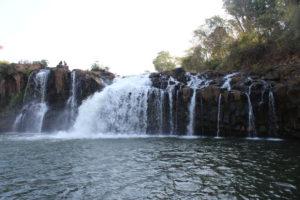 Tad Lo Waterfalls - 1