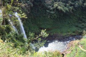 Tad Yuang Waterfalls - 1