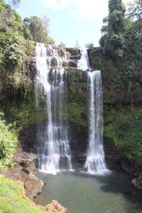Tad Yuang Waterfalls - 2