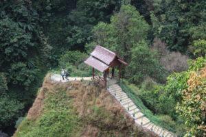Tad Yuang Waterfalls - Il miglior punto di osservazione