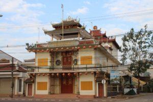 Tempio cinese di Pakse