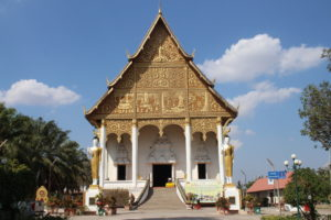 Tempio del complesso Pha That Luang - 2