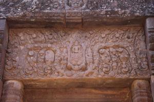 Wat Phou - Dettaglio - 1