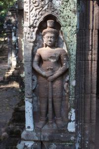 Wat Phou - Dettaglio - 3