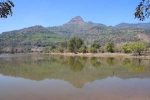 Wat Phou - Il Lago e la Montagna