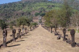 Wat Phou - Ingresso Principale