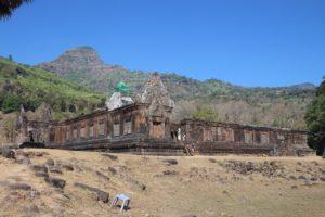 Wat Phou - Northern Palace