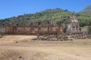 Wat Phou - Southern Palace