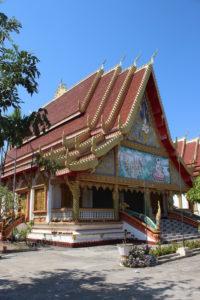 Xaiyamoungkhoun Temple - 1