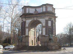 Arco Monumentale all'Arma di Artiglieria