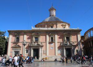 Basilica de la Mare de Deu dels Desemparats