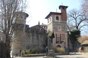 Borgo Medievale - Facciata