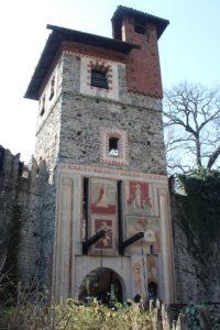 Borgo Medievale - Ingresso