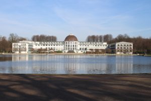 Burgerpark - Holler See