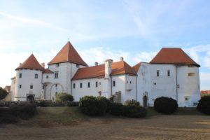Castello di Varazdin - Vista Laterale