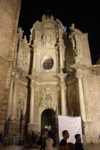 Cattedrale di Valencia - Ingresso