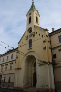 Chiesa Sveti Vinko Paulski