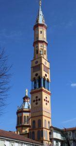 Chiesa del Suffragio e Santa Zita - Campanile