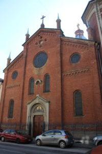 Chiesa del Suffragio e Santa Zita - Facciata