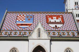 Chiesa di San Marco - dettaglio del tetto