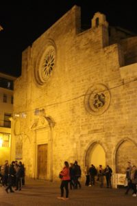 Chiesa di Santa Caterina - facciata