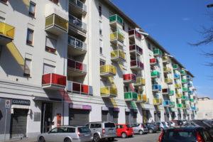 Condominio Multicolore