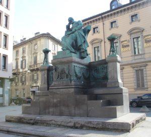 Dedicato a Giuseppe Mazzini