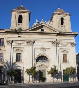 Esglesia i Palau del Temple