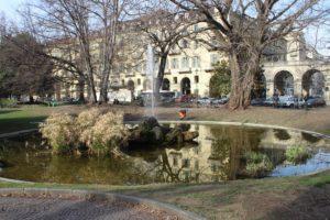 Fontana del Giardino Sambuy